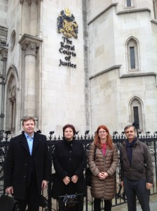 EJTN group at RCJ Dec 2015